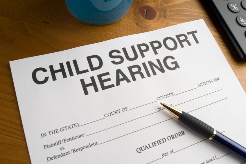 Child Support doc