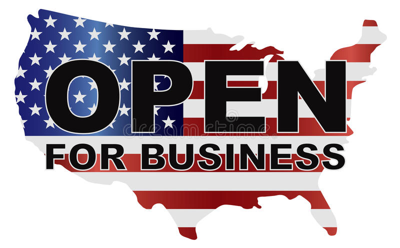 Open for Business A