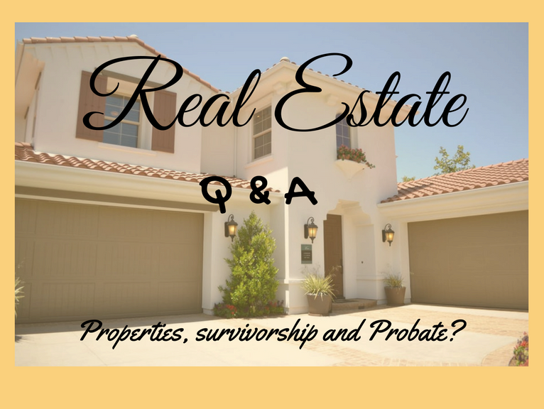 Real Estate Probate